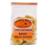 Herbal Pets Chipsy naturalne banan 75g - chipsy_banan.jpg