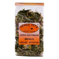 Herbal Pets Chipsy naturalne brokuł 50g - chipsy_brokul.jpg