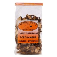 Herbal Pets Chipsy naturalne topinambur 75g - chipsy_topinambur.jpg