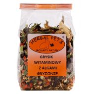 Herbal Pets Grysik witaminowy z algami 150g - grysik_witaminowy_z_algami.jpg